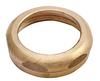 Slip Coupling Nut, 1-1/4 in. IPS x 1-1/4 in. ID - Rough Brass -- 1067 001