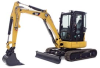 303.5D CR Mini Hydraulic Excavator - Image