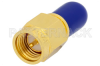 1 Watt RF Load Up to 8 GHz With SMA Male Input Gold Plated Brass -- PE6151 -Image