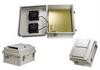 14x12x7 Inch 120 VAC Weatherproof Enclosure w/ Dual Fan Solid State Controller -- NB141207-10FSD