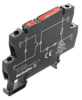 TERMOPTO Solid-State Relay 6 mm Width -- TOS 48-60VAC/230VAC 0,1A