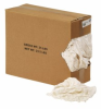 WorkWipes Super Absorbent Rags - New White T-Shirt in Box -- WIP505 -Image