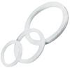 SKINDICHT® JT PTFE O-rings: Metric -- 53801080 -Image