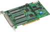 DSP-based 4-axis Stepping and Servo Motor Control Universal PCI Card -- PCI-1245 - Image