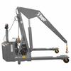 Stainless Steel djustable Leg Staddle Full Powered Floor Cranes -- FP-2A