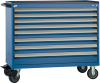 Heavy-Duty Mobile Cabinet -- R5BHG-3402 -Image