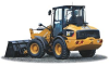Compact Wheel Loaders -- 907H -- View Larger Image