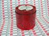 SIEMENS 8WD4320-5BB ( SIGNALING COLUMN, 24 VOLT AC/DC, 30 MA, 100000 H, 70 MM DIAMETER, THERMOPLAST, FLASHING INDICATOR LIGHT LED, MOUNTING BAYONET, ELEMENT RED ) -Image