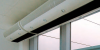 Air Curtain With Electric Heat Source -- AC1000 E