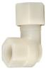 Jaco - Kynar, Nylon, And Polypropylene Tube And Hose Tube-To-FPT Elbow Fitting -- 61037 - Image
