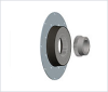 BoWex-ELASTIC® Highly Flexible Curved-Tooth Gear Flange Coupling -- HE3/HE4