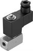 VZWD-L-M22C-M-G14-60-V-3AP4-4-R1 Solenoid valve -- 1492019 -Image