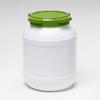 26 Liter Biobased Wide Neck Plastic Drum -- 7026-80 - Image