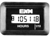 Electronic LCD Hour Meter/Counter -- D1141AS