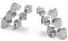 Printed-circuit Board Connector -- MSTBO 2.5/3-6-ST SET KMGY - 2713748