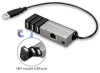 3 Port USB2.0 Hub with Ethernet Adapter -- 1505-SF-23 - Image