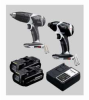 PANASONIC 14.4 V IP li-ion hammer/DD combo -- Model# EYC108LR