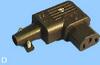 IEC 60320 Rewirable Cable Connectors -- 83012520