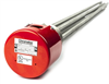 Immersion Heater - Screw Plug - Process Water Applications -- MTS-3
