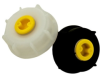 HDPE Vented Caps with PVC MEmbrane -- 75061