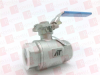 A-T CONTROLS INC 22TH0125XXX ( A-T CONTROLS INC , BALL VALVE, 1-1/4IN, STANDARD, STAINLESS STEEL, AVAILABLE, SURPLUS, NEVER USED, 2 YEAR RADWELL WARRANTY ) -- View Larger Image