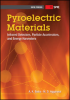 Pyroelectric Materials: Infrared Detectors, Particle Accelerators, and Energy Harvesters -- ISBN: 9780819493316
