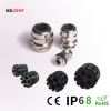 Multiple Holes and Flat Hole Brass Cable Gland -- MIV-Multiple Holes and Flat Hole Brass Cable Gland - Image
