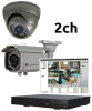 2 Channel Professional CCTV System