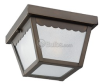 One-Light Outdoor Ceiling Light Fixture -- 75467-71