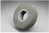 3M Scotch-Brite FP-WL Convolute Aluminum Oxide Medium Deburring Wheel - Medium Grade - Arbor Attachment - 6 in Diameter - 2 in Center Hole - Thickness 24 in - 04081 -- 048011-04081 - Image