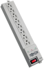 Protect It! 8-Outlet Home Computer Surge Protector, 8-ft. Cord, 1080 Joules, Child Safety Covers -- SUPER8