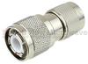 HN Male (Plug) to N Male (Plug) Adapter, ,High Temp, 1.6 VSWR -- SM4634