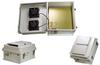 14x12x7 Inch 120 VAC Weatherproof Enclosure w/ Dual Fan Solid State Controller -- NB141207-10FSD -Image