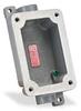 Haz-Loc Splice/Device Box: single gang, (2) 3/4 inch hubs -- FXB-5 -- View Larger Image