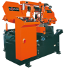 Fully Automatic Saw with Hydraulic Shuttle Vise -- AH-320H