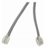 Cables to Go RJ11 6P4C Straight Modular Cable -- 02971