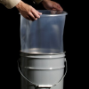 Straight-Sided HDPE Pail Liner -- DRM251 -Image