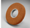 3M Scotch-Brite CP-WL A/O Aluminum Oxide AO Cut & Polish Wheel - 20 in Diameter - 12 in Center Hole - Thickness 1 in - 77138 -- 076308-77138