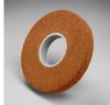3M Scotch-Brite CP-WL A/O Aluminum Oxide AO Cut & Polish Wheel - 20 in Diameter - 12 in Center Hole - Thickness 1 1/4 in - 77139 -- 076308-77139 - Image