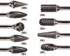 Double Cut Carbide Burrs