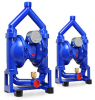 Air Operated Diaphragm Pumps, Powder Pumps, Series DP