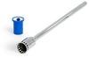 "3/4"" x 21"" Flush Tube/Vacuum Breaker less Nut - CP -- P6003-2-A-CP -- View Larger Image"