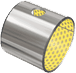 PM-HX™ Cylindrical Bushes -- PM 80100 HX