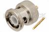 BNC Male Connector Solder Attachment for PE-047SR, PE-SR047AL, PE-SR047FL -- PE4974 -Image