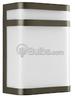 Acrylic Wall Sconce Light Fixture -- P5801-20