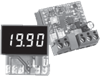 LED Subminiature DC Ammeter -- HDCA-20PC Series
