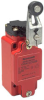 GSS Series, Safety Limit Switch, 4NC Direct Opening, Slow Action, Side Rotary, Metal Roller, 20 mm, EN50041, Zinc Die-cast, Silver Contacts -- GSAC41A1B