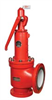 Pressure Relief Valves -- Steam, Air  and Liquids Safety Valves - Image
