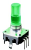 ROTARY ENCODER, INCREMENTAL, 24 PULSES -- 20T1501