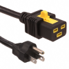 Power, Line Cables and Extension Cords -- 486-4970-ND -Image